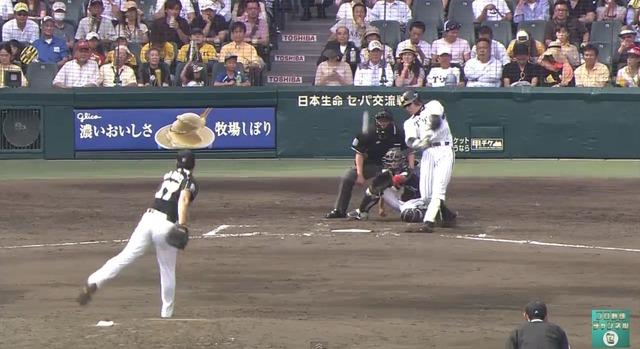 (阪神)新井貴浩、プロ通算1000打点を決勝2ランで達成!