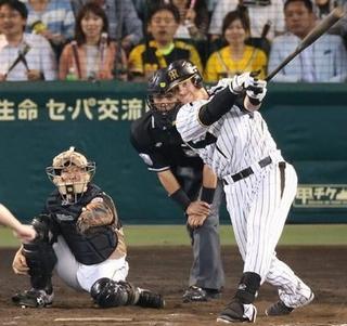 阪神タイガース中軸の出塁率がすごいwwwww