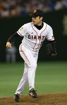 巨人・西村健太朗(28) 2年連続30セーブwwwww