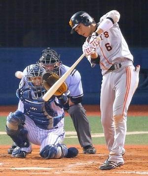 坂本勇人、いつの間にかセリーグ安打数トップタイに浮上