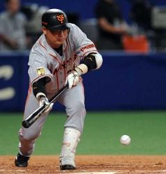 巨人・村田修一 (7月) 打率.397 OPS1.178 HR4 打点17