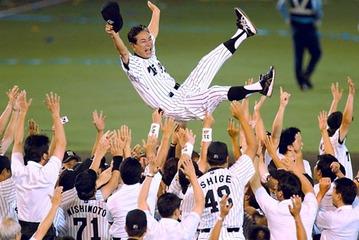 2003年の阪神強すぎワロタwwwwwwwwwww