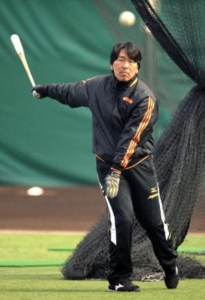 巨人のキャンプの主役が松井秀喜だった件