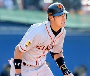 巨人 大田泰示 37試合 .305 9本 26打点 5盗塁 ※二軍