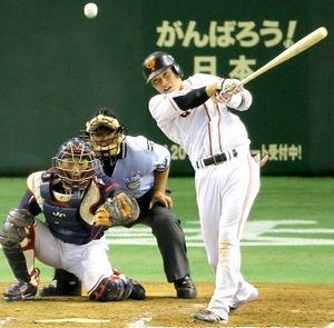 巨人坂本勇人(24) 通算915安打