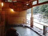 露天風呂 渓谷の湯(男性)7