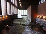 湧駒荘 浴室 別館神々の湯 男性浴室