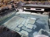 鶴の湯源泉に近い方の浴槽3