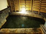 ホテルニューツルタ 浴室露天風呂