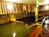 湧駒荘 浴室 シコロの湯9