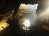 男性 大洞窟風呂5