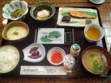 蔦温泉 朝食