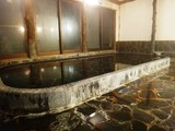 4塔ノ沢一の湯本館 1階浴室棟女性浴室0-5
