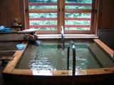 湯平温泉 中の湯温泉浴室