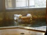 台温泉6 女性浴室 湯口