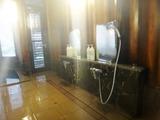 台温泉6 女性浴室洗い場