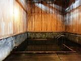 浴室棟へ 泉響の湯 浴室5