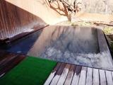 こもれびの湯浴室露天風呂2