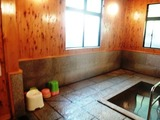 男性浴室 洗い場2