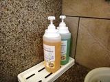 恋ぼたる温泉館 浴室女性浴室洗い場