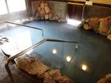 露天岩風呂 男性浴室