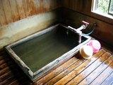 塚原火口乃泉 家族風呂三号室浴室