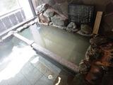 浴室棟 男性浴室 源泉槽2