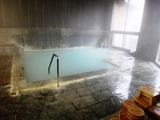 峡雲荘 浴室2