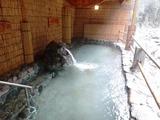 露天風呂 渓谷の湯(男性)朝2