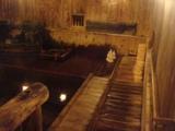 蔦温泉 久安の湯 洗い場?