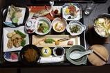 蔦温泉 夕食