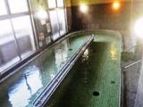 青井岳温泉 浴室2