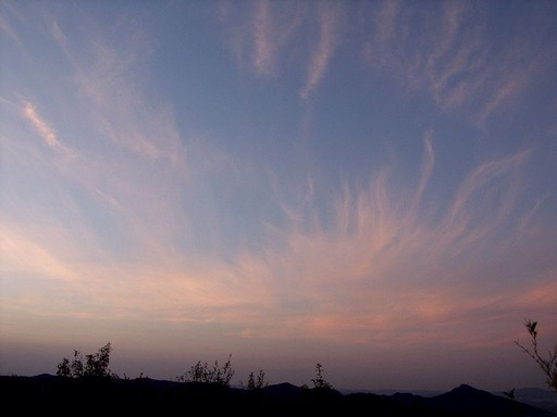 22すじ雲