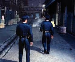 警察官が主人公のゲーム無いか?