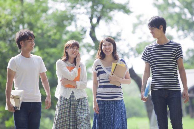 大学生活を乗り切る三つの法則