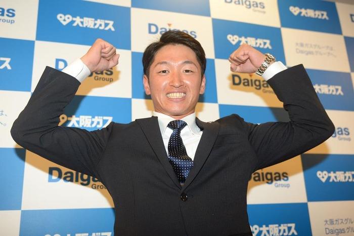 【朗報】阪神ドラ1・近本に他球団007が驚愕 「間違いなく即戦力」