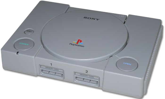 PlayStation-1-console