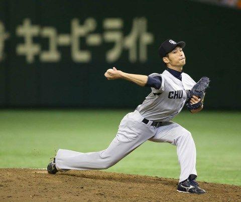 【悲報】 中日ドラゴンズ・又吉克樹投手 リリーフ転向確定he 「先発はない」