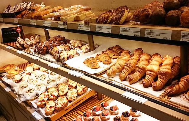 三大パン屋に行ったところで滅多に買わないパン