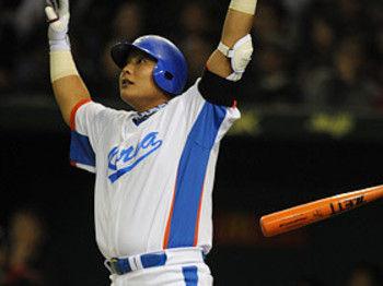 【朗報】キム・テギュン、69試合連続出塁でイチローに並ぶアジア大記録