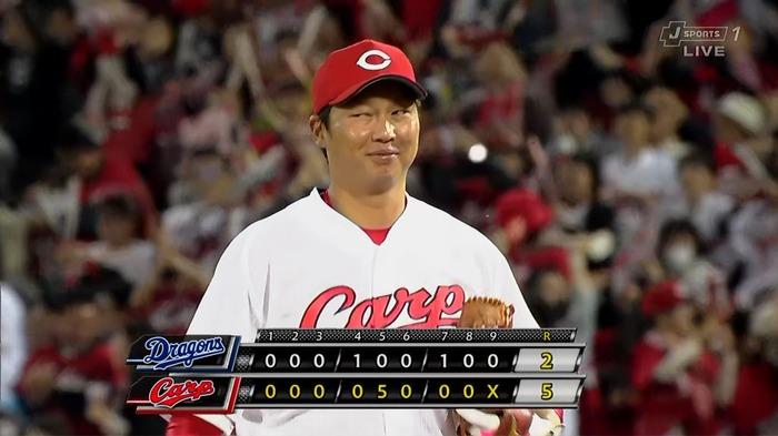 新井さんの試合終了直後のこの顔wwwwwww