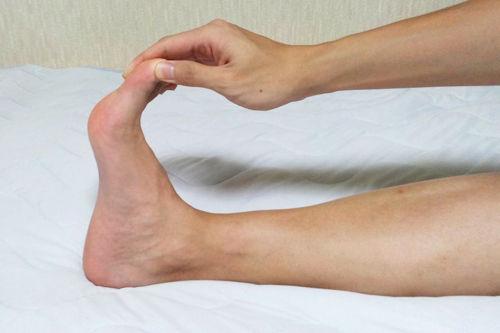 足をつったときの衝撃wwww