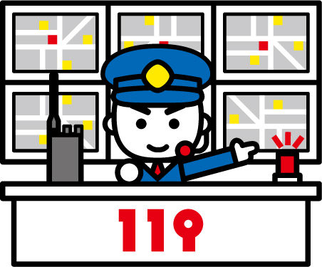 オペレーター 「こちら119番消防です。救急ですか?」彡(^)(^)「ピザ頼みたいんやけど」