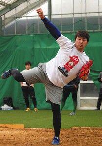 【朗報】中日田島、去年の反省で責任感のある顔つきになる