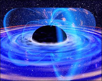 ブラックホールはすんごい圧縮された星やと聞いたんやが