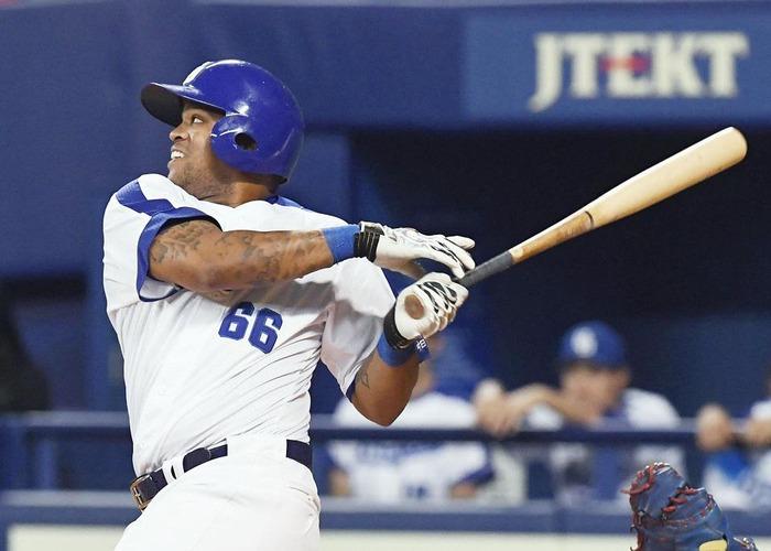 【朗報】中日ビシエド 、日本の野球に完全に順応した模様
