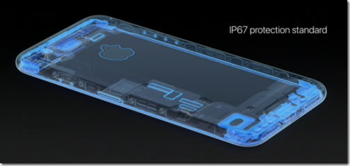 news iPhone 7 IP67