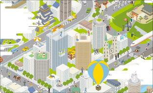 理想の街を創造しよう