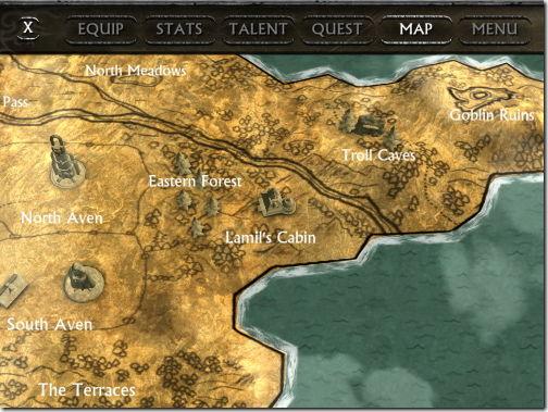 Ravensword: Shadowlands Ravensword2