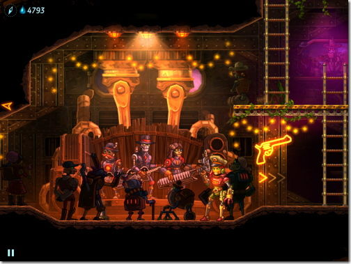 SteamWorld Heist 9